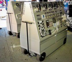 Detroit Speed taper top display carts