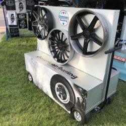KC Paint Shop wheel display