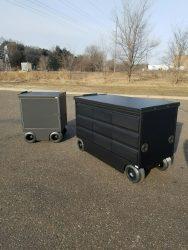 custom pit carts for Prestone